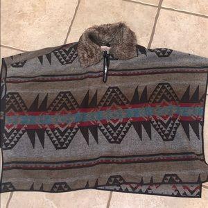 Aztec Poncho